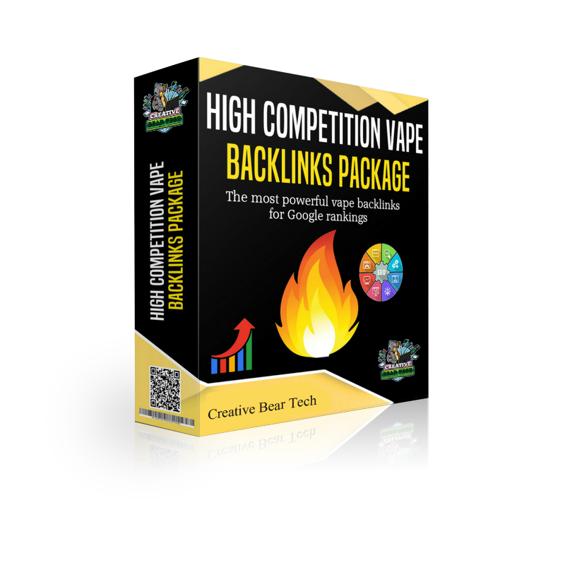 High competition package for those in places with the highest competition