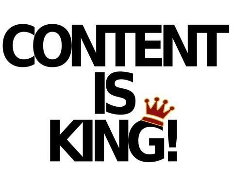 Content is King! Unique Content is key to vape SEO