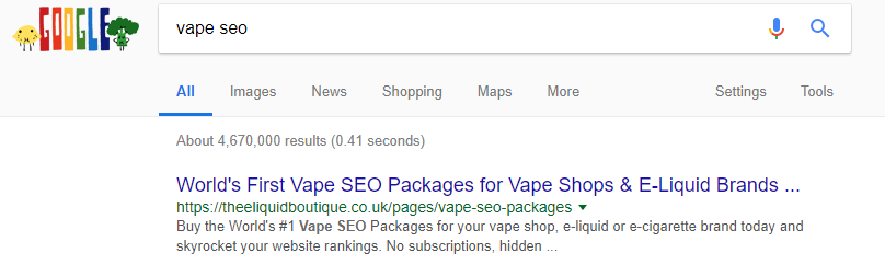 HOW TO USE VAPE RELATED KEYWORDS