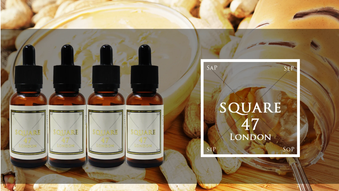 SQUARE 47 PREMIUM UK E-LIQUID COLLECTION FOR DRIPPING, CLOUD CHASING AND CONNOISSEUR VAPERS