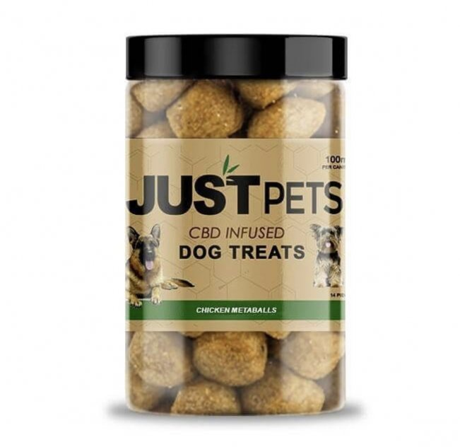 HempMy Pet Hemp Dog Biscuits